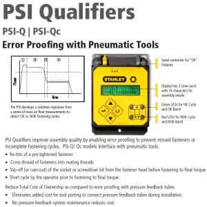 Pneumatic Tool Process Qualifier